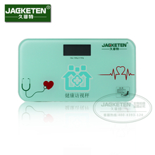 JACKETEN Electronic weight scale Health scale intelligent Precision HD display home Sportsman JKT-FSC01