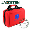 JACKETEN Car First Aid Kit Travel First Aid Kit contents Vehicle First Aid Kit-JKT033