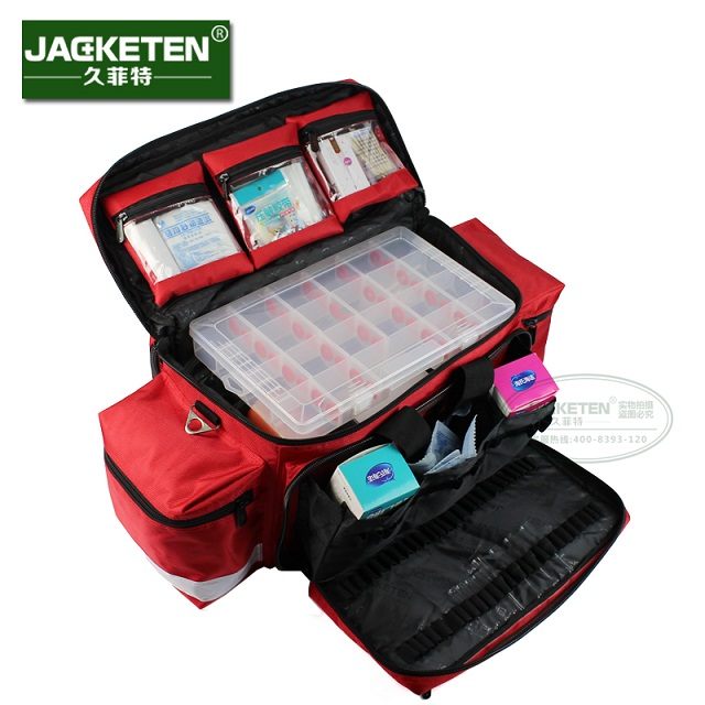 JACKETEN first responder kit ambulance first aid kit EMS bag