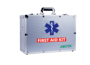 Oil field emergency box Grid anti-shock first aid kit