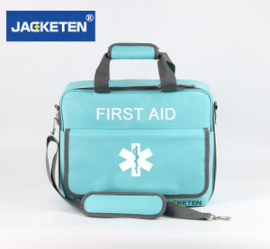 JACKETEN medical first aid kit ambulance EMS bag emergency survival kit